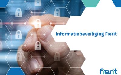 Informatiebeveiliging | Fierit Cura B.V.
