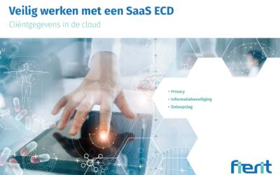 Veilig werken met een SaaS ECD | Fierit Cura B.V.