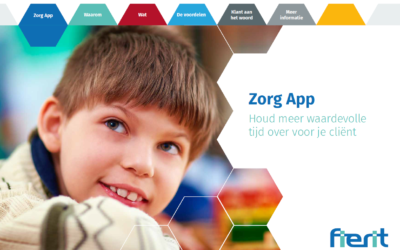 Zorg App | Tenzinger B.V.