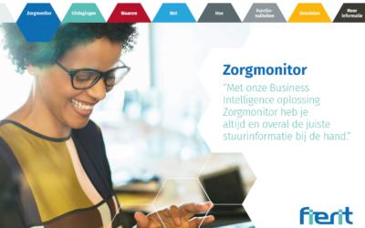 Zorgmonitor   Tenzinger B.V.